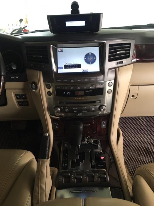 Cần bán xe ô tô Lexus 570 – 2010